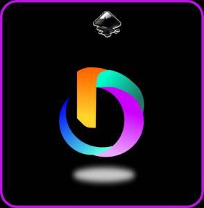 Guía de Inkscape: cómo diseñar un logo de la letra D
