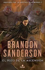 Reseña: El pozo de la ascensión - Brandon Sanderson