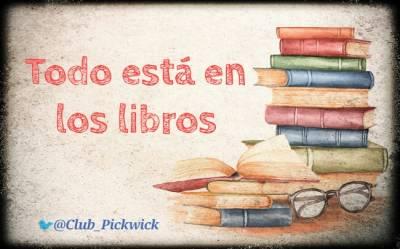 Letras Prestadas: Todo está en los libros
