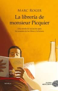 La librería de monsieur Picquier, de Marc Roger