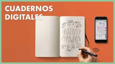 Los mejores cuadernos digitales. Digitaliza tus notas con estas libretas reutilizables.  