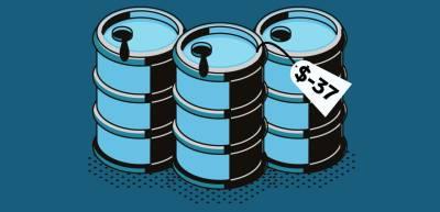 El crack histórico del petróleo