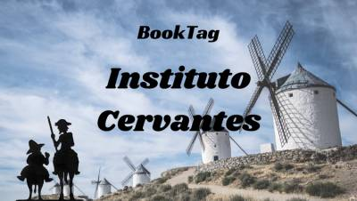¡Feliz Día Del Libro! Booktag Del Instituto Cervantes