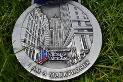 La increíble experiencia de correr el Maratón de Chicago