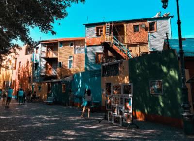 3 barrios de Buenos Aires en 1 día: La Boca, San Telmo y Puerto Madero