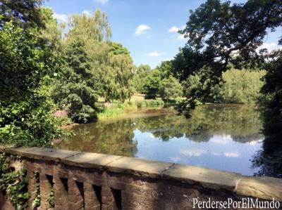 Parque de Hampstead Heath: La campiña inglesa dentro de Londres