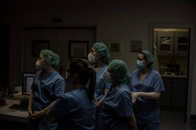 50 días fotografiando la pandemia
