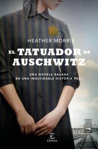 El tatuador de Auschwitz, de Heather Morris