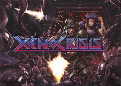 Indie Review: Xeno Crisis