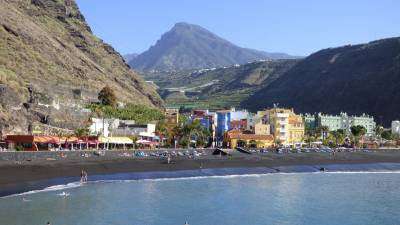 Las 5+2 mejores playas en la isla de La Palma