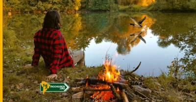 Tres formas de hacer fuego y cocinar al aire libre?