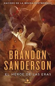 Reseña: El héroe de las eras - Brandon Sanderson