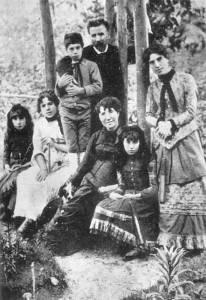 Rosalía de Castro no día das Letras Galegas