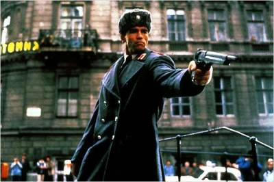 (III) Juegos de película en tu Amiga - Especial Arnold Schwarzenegger
