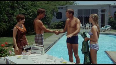 'El nadador': Burt Lancaster se hunde en piscinas de miseria