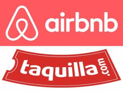 Airbnb y Taquilla se Unen para Lanzar la Herramienta AirbnbEvents | es Marketing Digital