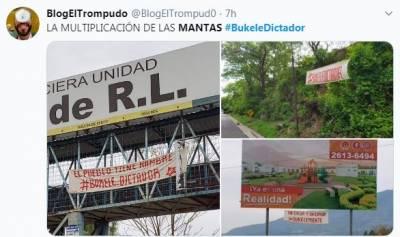 La manipulación en #RedesSociales pa Bra crear crisis de #ReputacionDigital - EL EJE DEL MAL #BukeleDictador