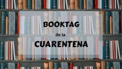 Booktag De La Cuarentena