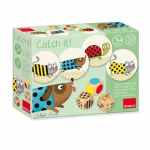 Reseña juego infantil Catch it! 3+
