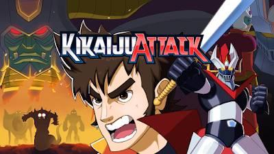 Indie Review: Kikaiju Attack