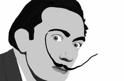 Luces Y Sombras De Salvador Dalí