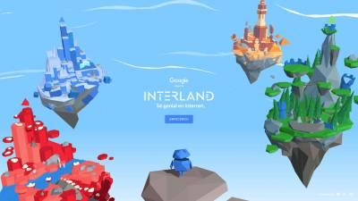 Google Interland: El programa de Ciberseguridad para niños