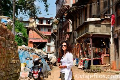 La visita de la ciudad de Bhaktapur | viajefilos. com