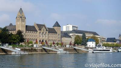 Recorrido por el Rin y Mosela | viajefilos. com