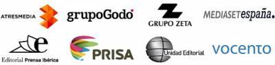 Los grupos mediáticos españoles