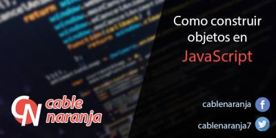 Como construir objetos en #JavaScript