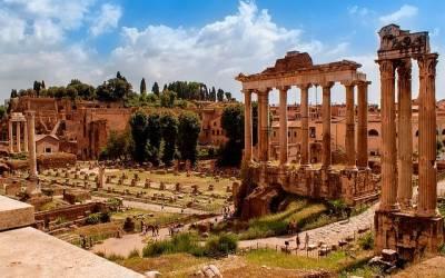15 curiosidades sobre la Antigua Roma