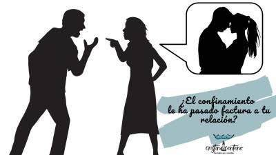 ¿El confinamiento le ha pasado factura a tu relación y atraviesas una crisis?