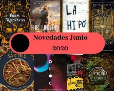 Novedades junio 2020