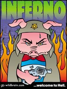 Serie de animación: Kozik's Inferno