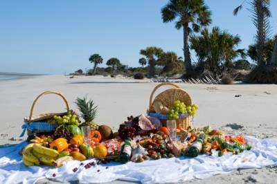 5 Claves para preparar una cena en la playa