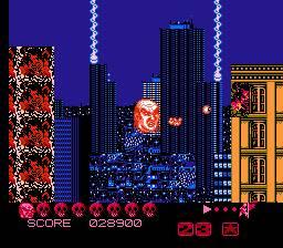 Zombie Nation, quizá el juego más extraño de la NES