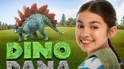Dino Dana Una serie para los más peques