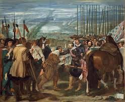 El furor, el distanciamiento y la rendición de Breda