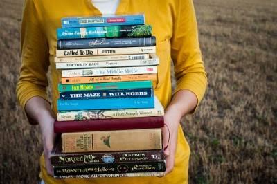 Los Libros de mi Vida