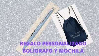 ▷▷ Mochila Gratis - Bolígrafo Gratis Cositasgratis.c0M