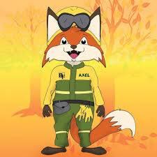 Un mensaje de Axel, bombero forestal