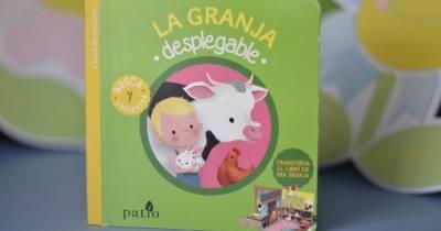 La granja desplegable - Lucie Brunellière