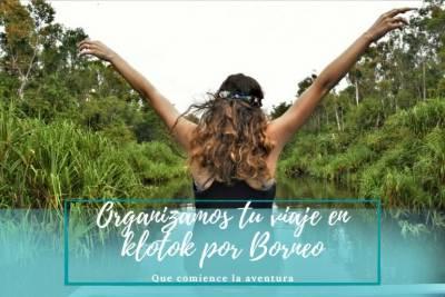 Organizamos tu viaje en klotok por Borneo - Pasaporte a la tierra - Asia