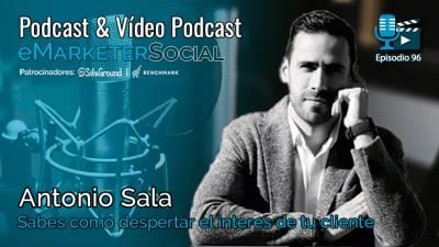 096 Antonio Sala te ayuda a ganar visibilidad y diferenciarte