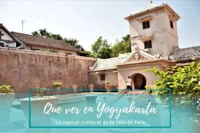 Que ver en Yogyakarta y sus alrededores - Pasaporte a la tierra - Java