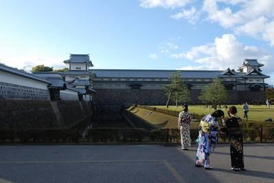 Vistando Kanazawa