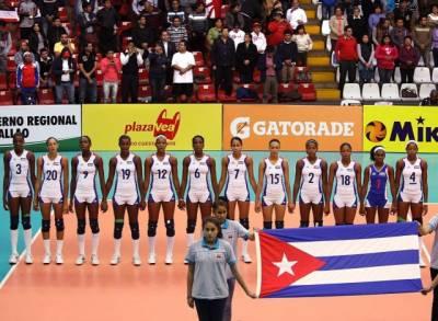 El matiz del volley cubano por el mundo – La vida de alguien…
