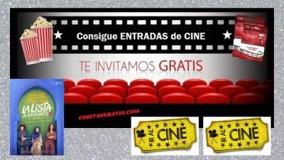 ▷▷ Consigue 2 Entradas Gratis Para Ir Al Cine