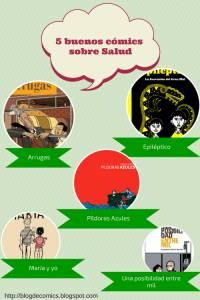 5 buenos cómics sobre salud y enfermedades | Blog de Comics