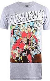 Camisetas de Comics, siente como uno de ellos - Historietamania. com